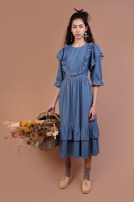 Meadows Celosia Dress - Chambray