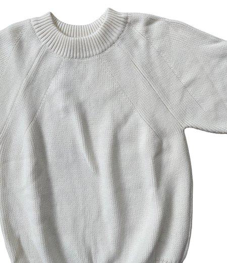 Diarte byron sweater - white