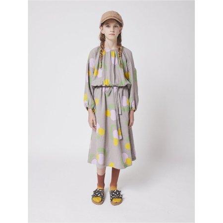 kids bobo choses fruits all over woven dress - multi