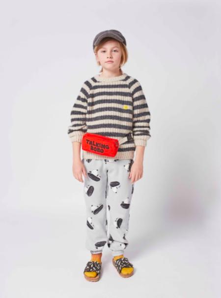 Bobo Choses Knit Jumper - Striped