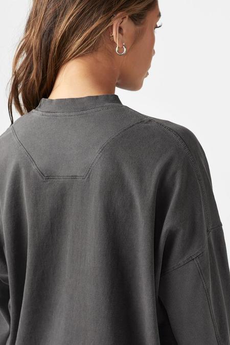 Joah Brown Vintage Long Sleeve - Washed Black