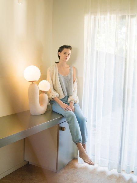 Atelier Delphine Sweater Tank - Cedar
