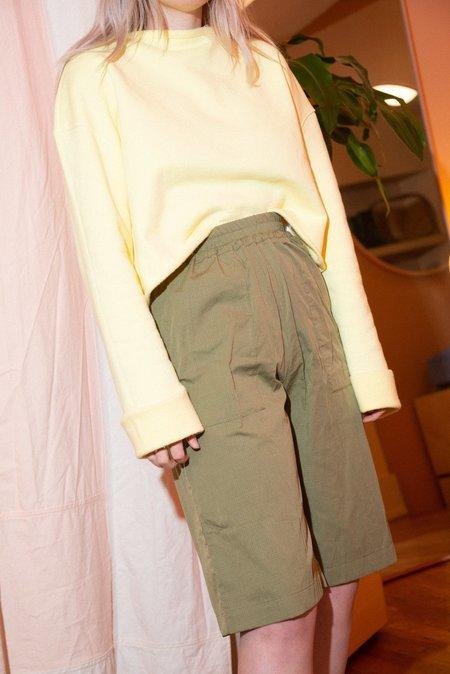 Atelier Delphine Charlie Sweatshirt - Lemon