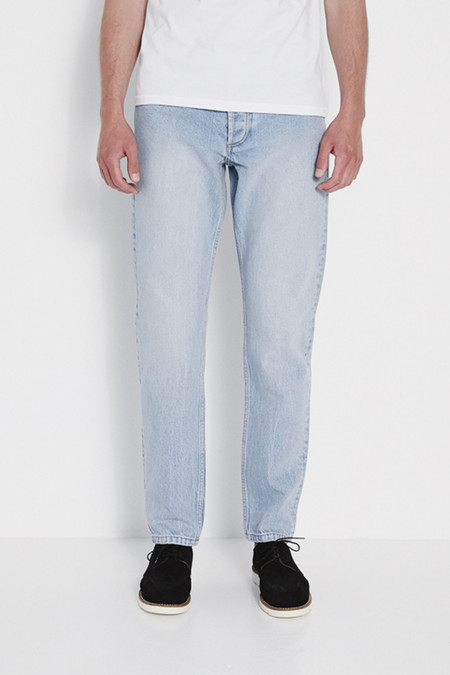 Soulland Erik Jeans in Light Blue