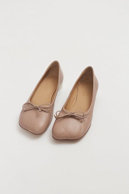 MM6 Maison Margiela Ballerina Flat - Tuscany