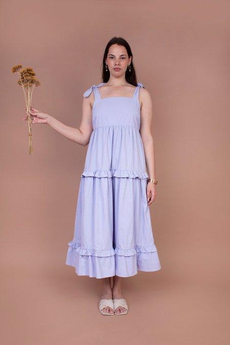 Meadows Burnet Dress - Lilac