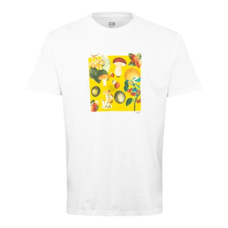 Obey Fruits & Mushrooms T-Shirt - White
