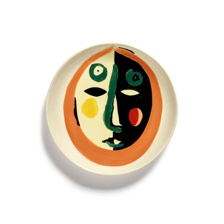 Serax Ottolenghi Feast Extra Small Face 1 Plate