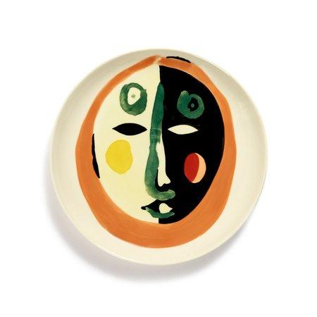 Serax Ottolenghi Feast Medium Face 1 Plate