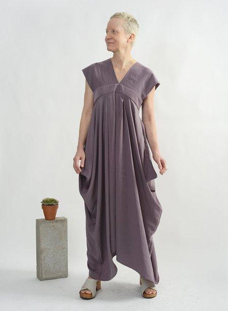 Meg Wide Strap Dress - Lavender