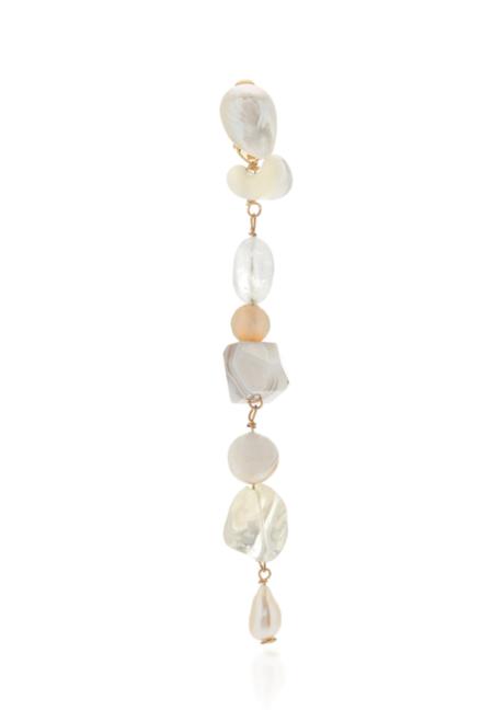 SVNR Santorini Earring - White