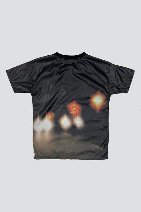 Vintage Nylon Headlights T-Shirt - black
