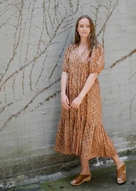 Xirena Lennox Dress - Honeysuckle