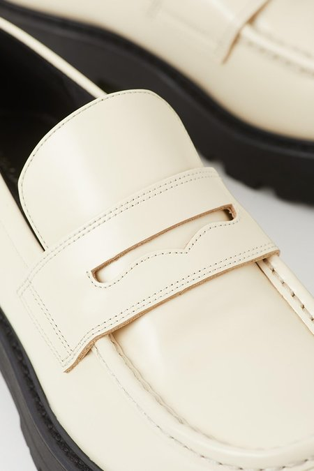 Vagabond COSMO 2.0 LOAFERS - OFF WHITE