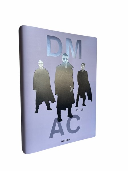 Taschen Depeche Mode By Anton Corbijn