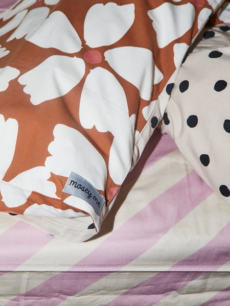 Candy Stripe Fitted Sheet
