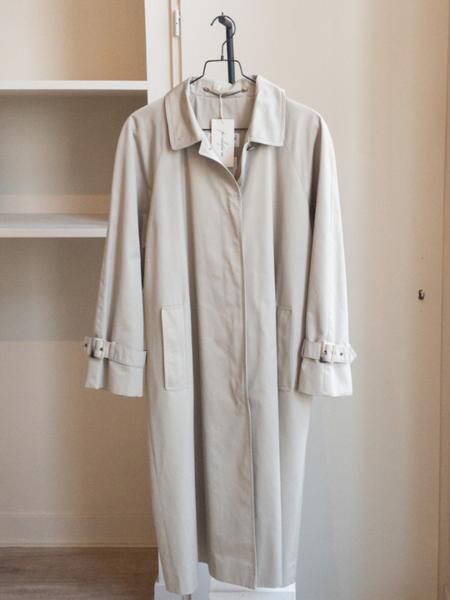 Vintage Coat - Beige