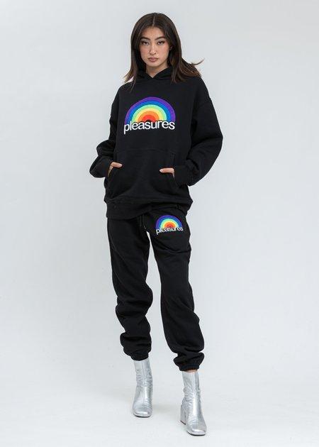 PLEASURES Good Time Hoodie sweater - Black