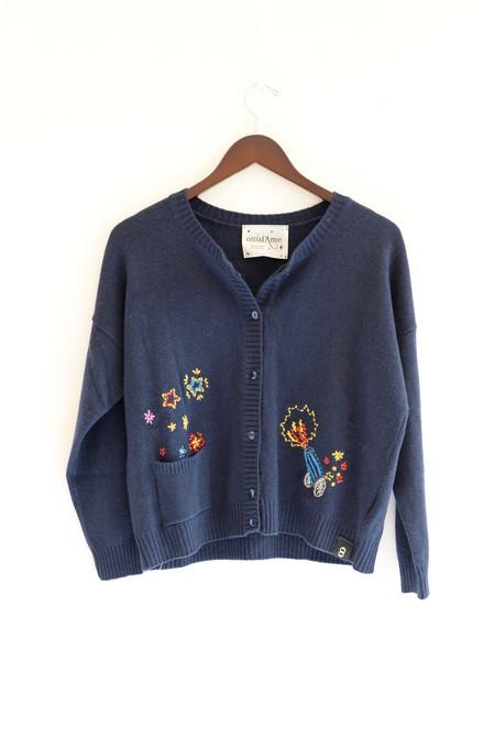 Ottod'ame Hamilton cardigan sweater