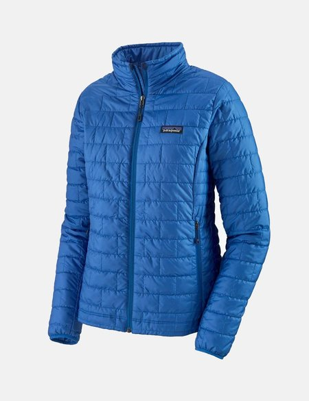 Patagonia Nano Puff Jacket - Blue