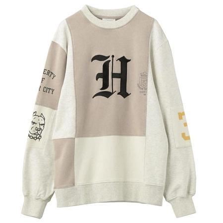 Honor The Gift Legacy Crewneck - Cement