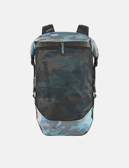 Patagonia Planing Roll Top 35L Backpack  - blue