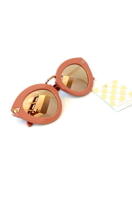 Karen Walker sunglasses Lunar Flower Patch
