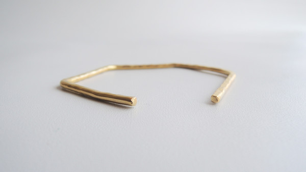 Hexa Cuff - Bronze