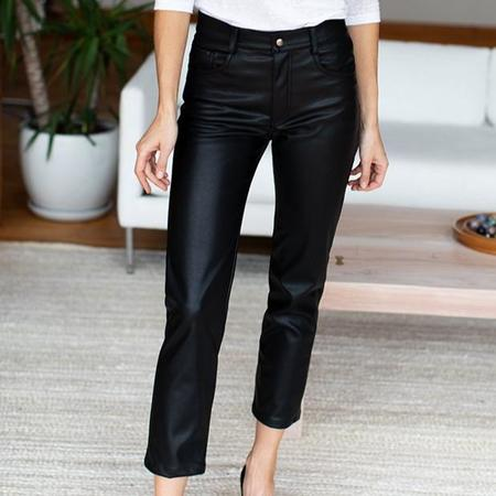 Emerson Fry Stella Vegan Leather Pant