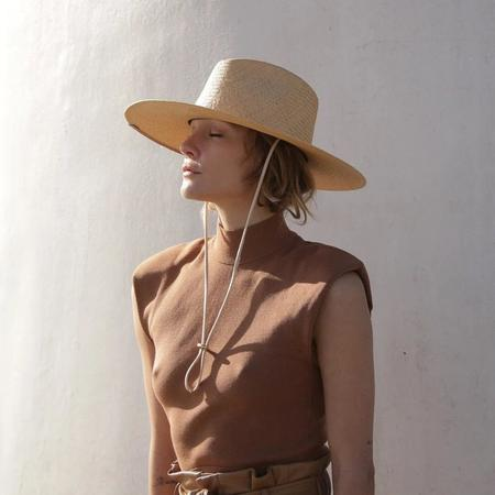 Kin The Label Neva Straw Hat - Natural