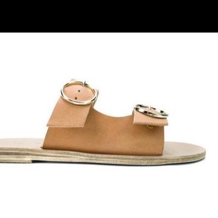 Kyma Skopelos Sandals slides - Natural Tan