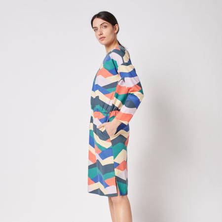Bobo Choses Multicolor Waistband Dress