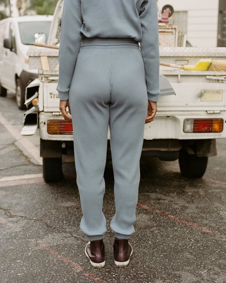 Baserange Sweatpants - Blue