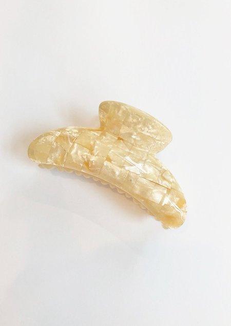 Machete Grande Hairloom Claw - Seashell Checker