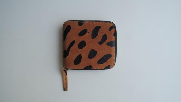 Jaguar Half Zip Wallet
