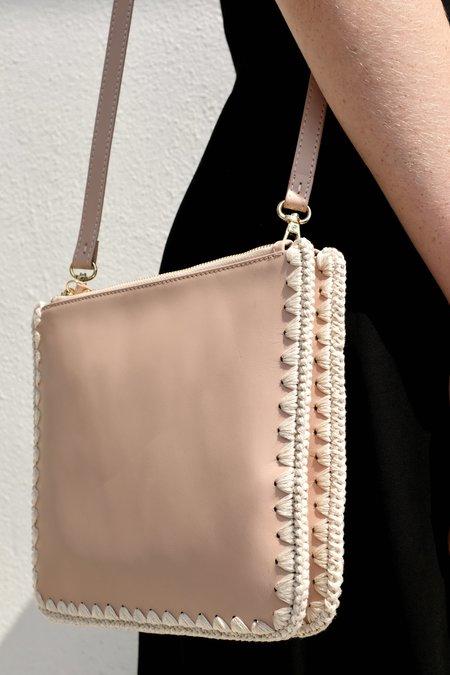 Rachel Comey Dey Crossbody Bag - Blush