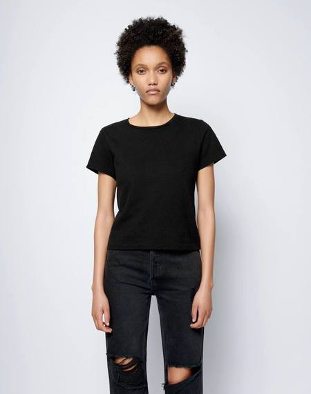 RE/DONE Classic Tee - Black