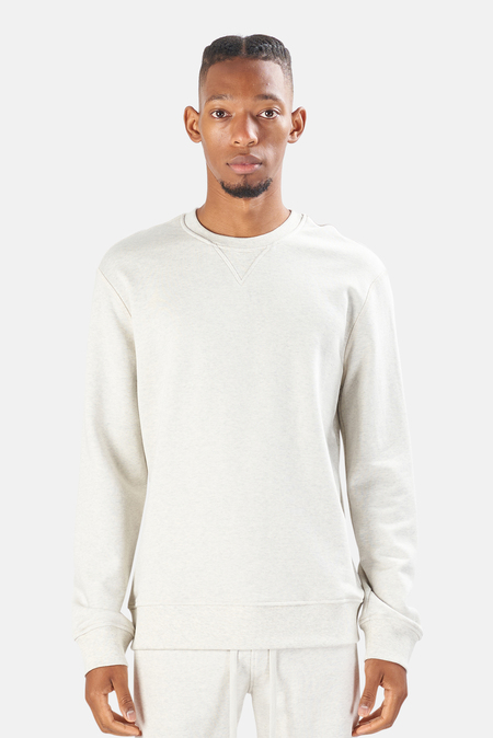 blue&Cream Sunset Sweatshirt Sweater - Vintage Heather