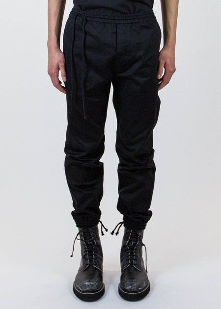 Siki Im Black Drawstring Pants