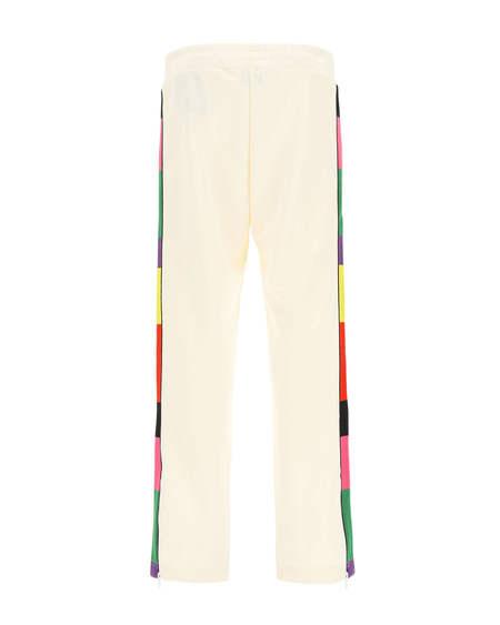 Palm Angels x Missoni Logo Track Pants - Cream White