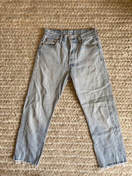 Vintage LOOP Levi's 501s Jeans - Blue