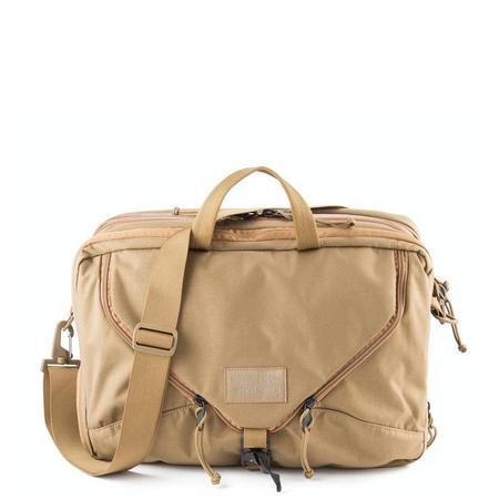Unisex Mystery Ranch 3 Way Briefcase - COYOTE