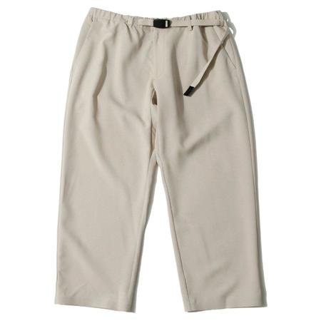 F/CE Seamless Narrow Trouser - Beige
