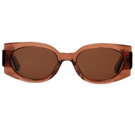 Carla Colour Obi Sunglasses - Oxide