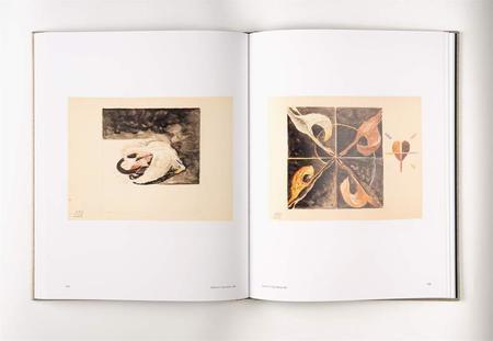 Artbook D.A.P. hilma af klint the blue books: catalogue raisonné volume III Book
