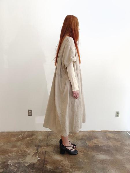 Atelier Delphine Lihue Dress - Stone