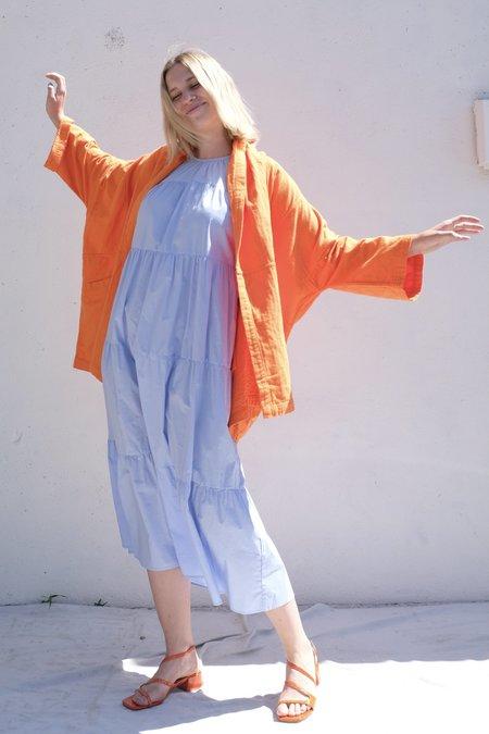 Atelier Delphine Haori Coat - Orange