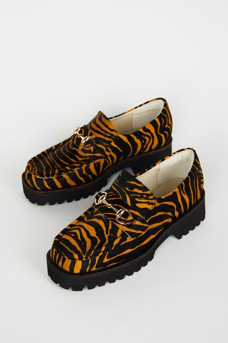 INTENTIONALLY __________ HK-2 Loafers - Tiger