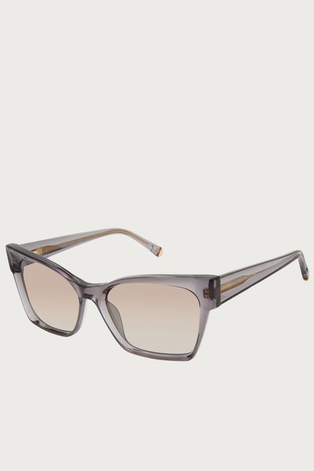 Kate Young for Tura Bella Sunglasses - Gray