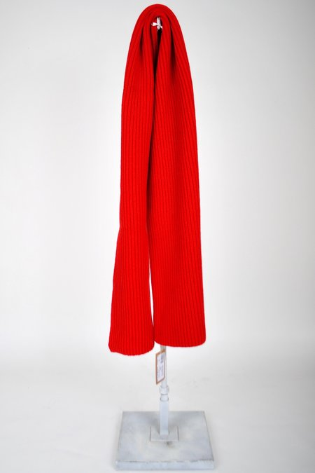 A.P.C. New Billie Scarf - Rouge